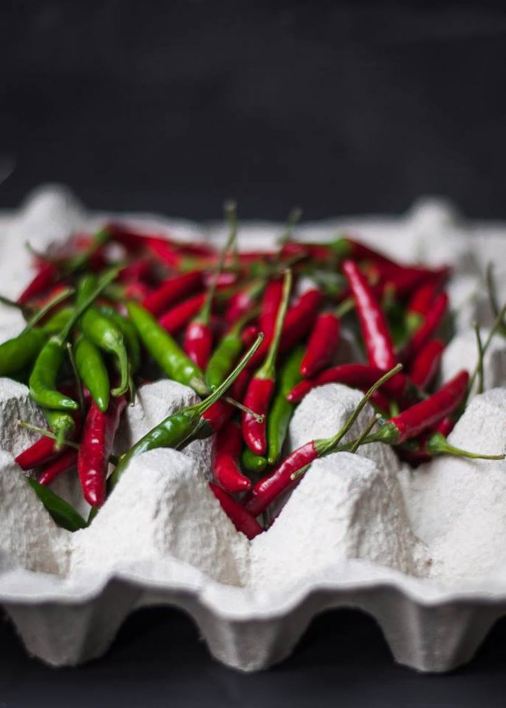 peppers chiles foodstyling estilismo culinario ponona photography