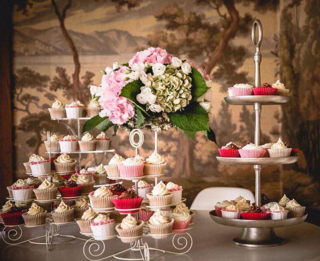 cupcakes ponona cakes en restaurante deluz para boda dulces de bocado santander
