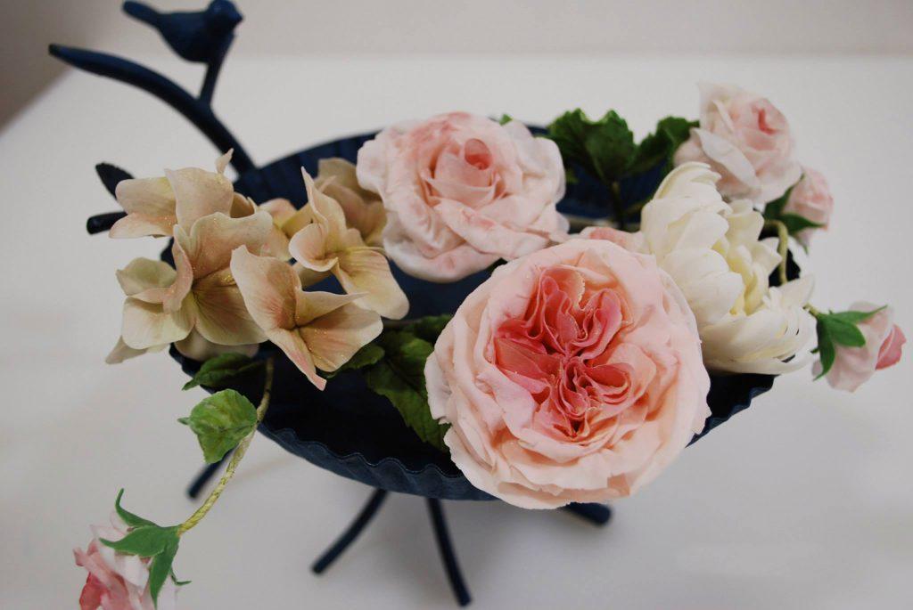 flores azucar ponona cakes sugarpaste flowers