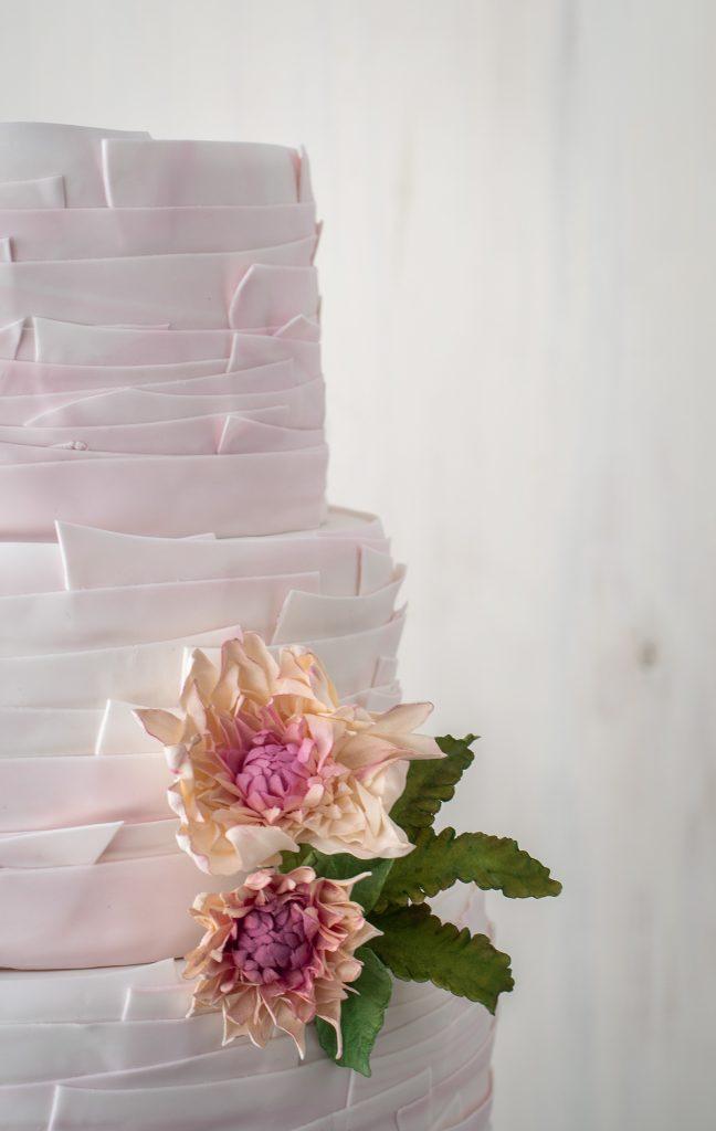 sugar paste dahlias ponona cakes flowers flores de azucar