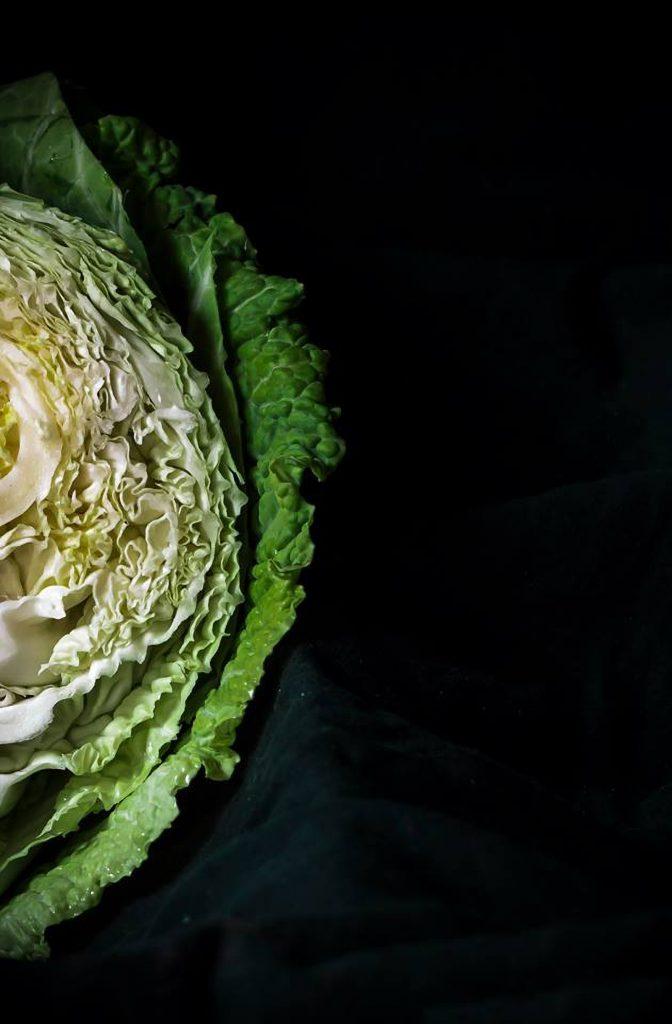 cabbage foodstyling estilismo culinario ponona photography