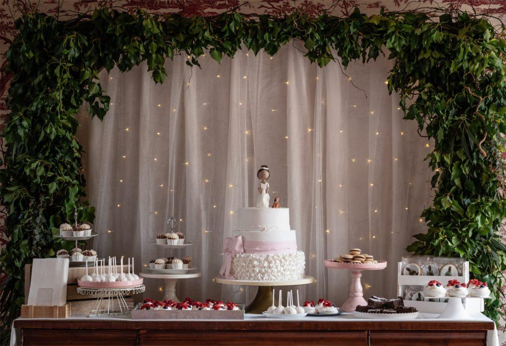 mesa dulces ponona cakes cenador de amós catalpas villaverde de pontones