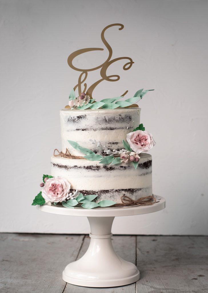 tarta sin fondant ponona cakes santander