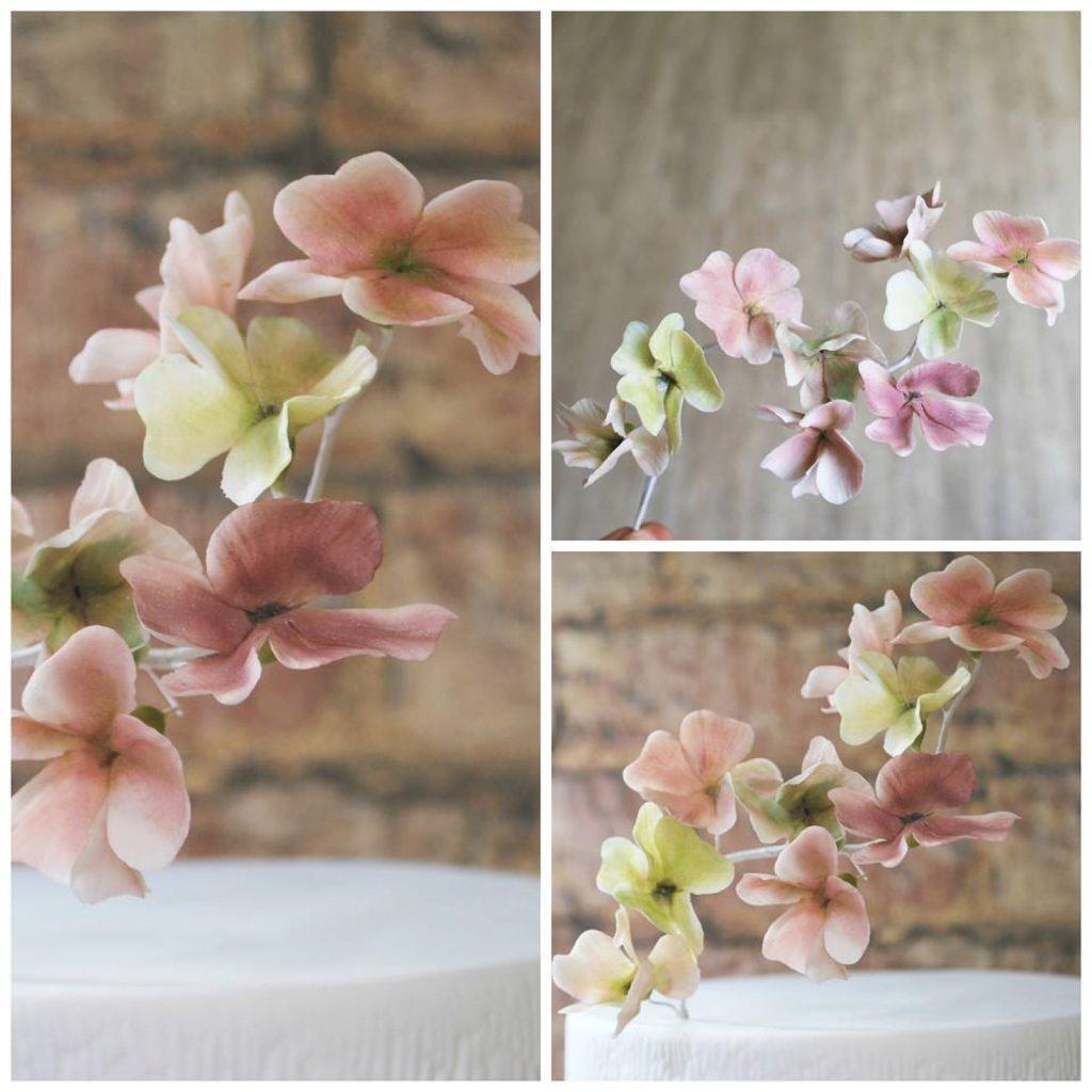 simple sugarpaste flowers ponona cakes