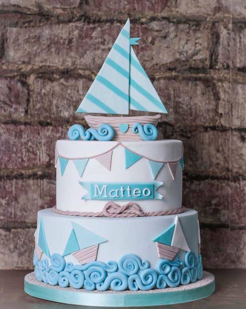 tarta barco nautica ponona cakes baptisim cake tarta bautizo